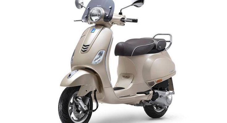 Vespa Elegante 150cc Scooter Price in Nepal.