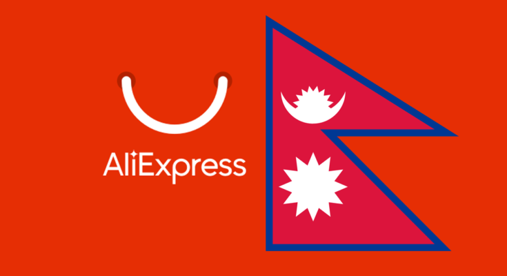aliexpress in nepal