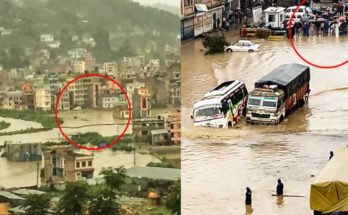 Landslide & Flood in Different Places of Nepal 2019