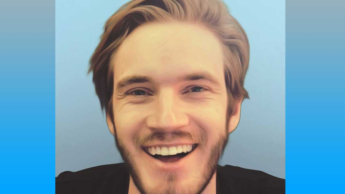 PewDiePie biography