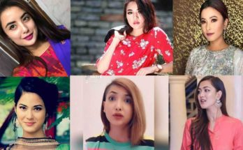 Top 10 Beautiful Nepali girls