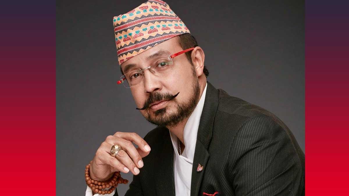 Anil Keshari Shah Biography