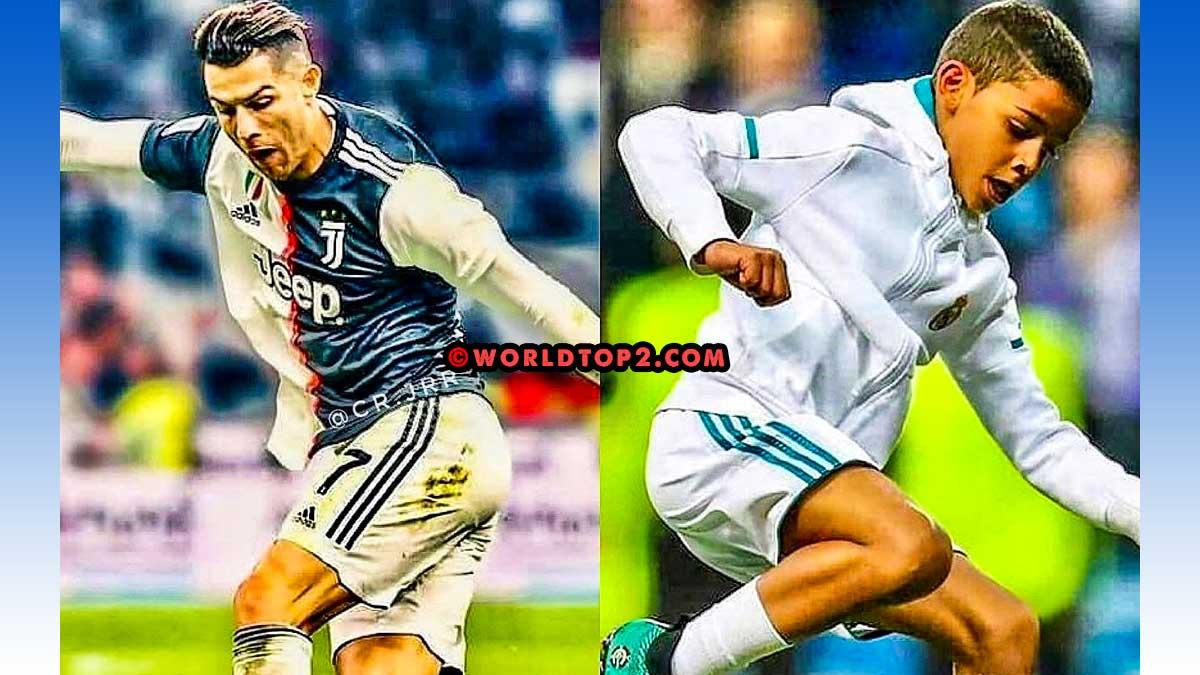 Cristiano Ronaldo Jr Biography
