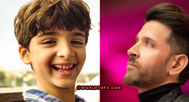 Hridhaan Roshan age and height