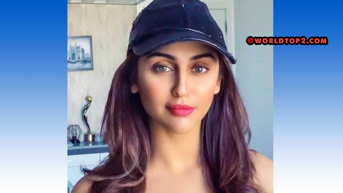 Krystle D'Souza age and height