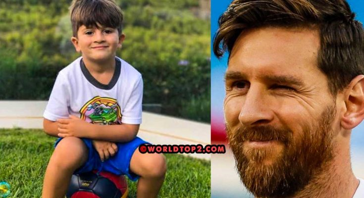 Thiago Messi Roccuzzo age and height