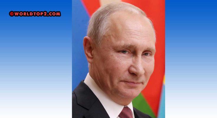 Vladimir Putin age and net worth