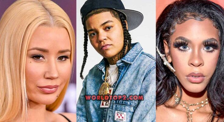 Best Top 10 Female Rappers In America