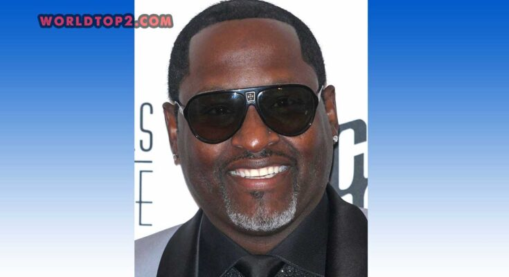 Johnny Gill Biography