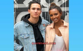 Juan David Borrero and Jasmine Tookes