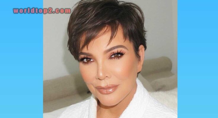 Kris Jenner Biography