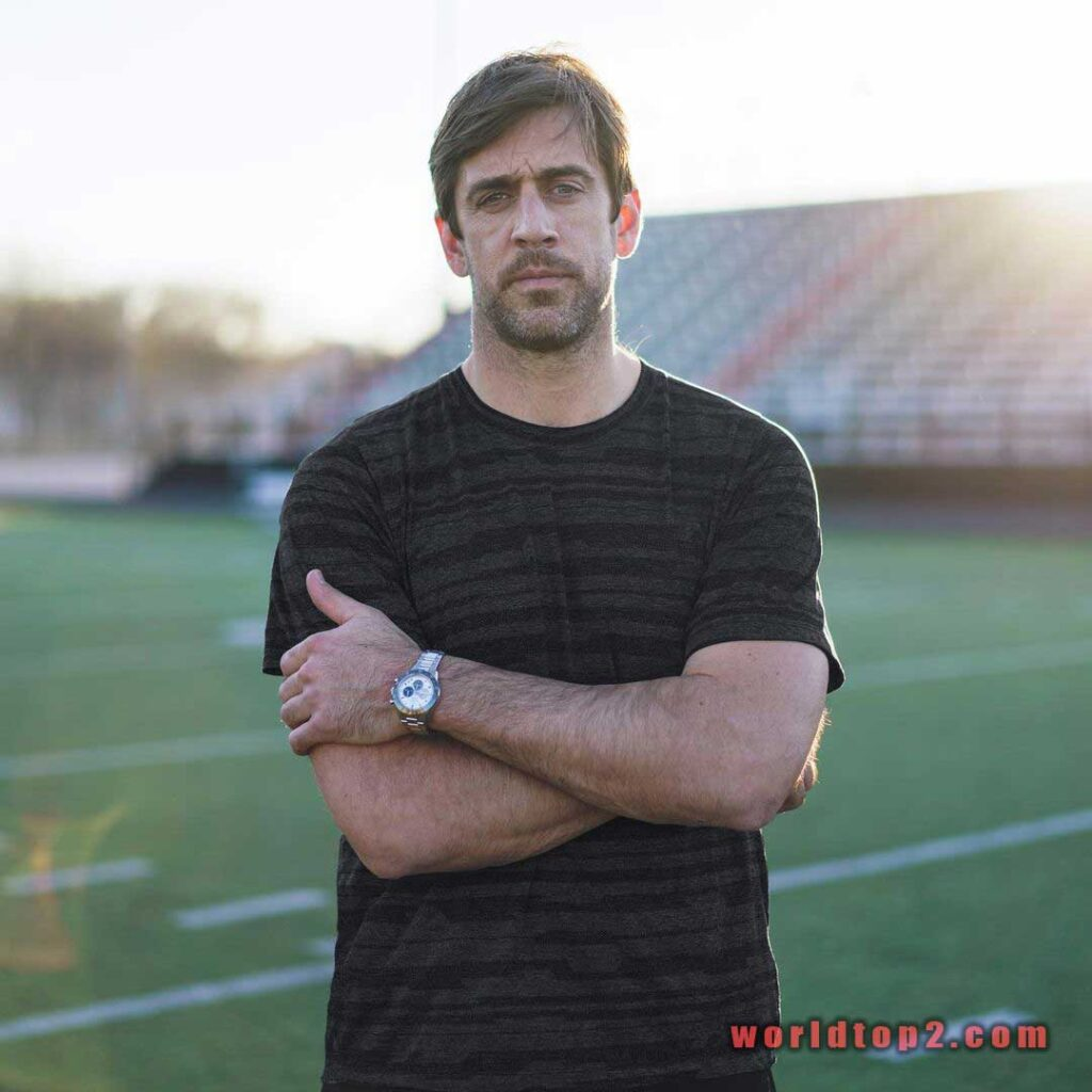 Aaron Rodgers bio wiki facts