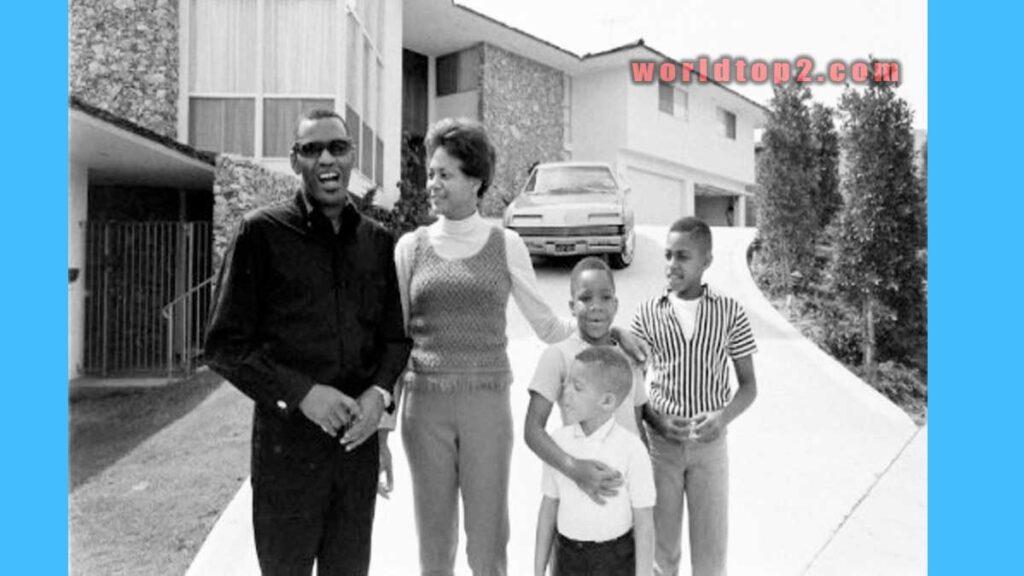 Della Beatrice Howard Robinson Family