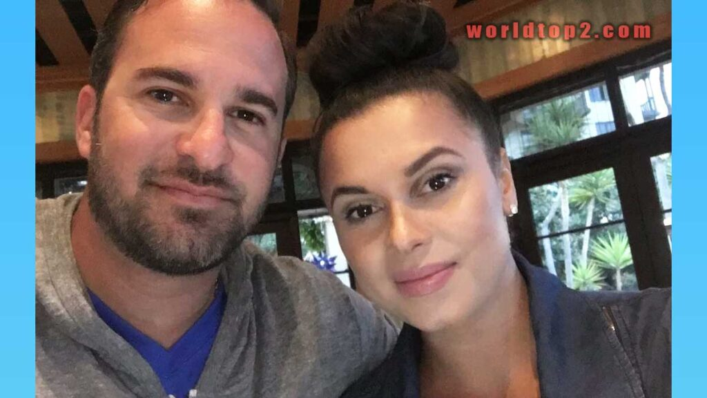 richard giannotti with his first wife Joy Taylor