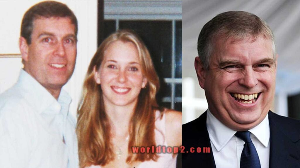 Prince Andrew bio wiki facts